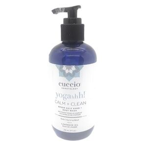 CuccioYogahh Calm+ Clean Epsom Salt Hand Body Wash